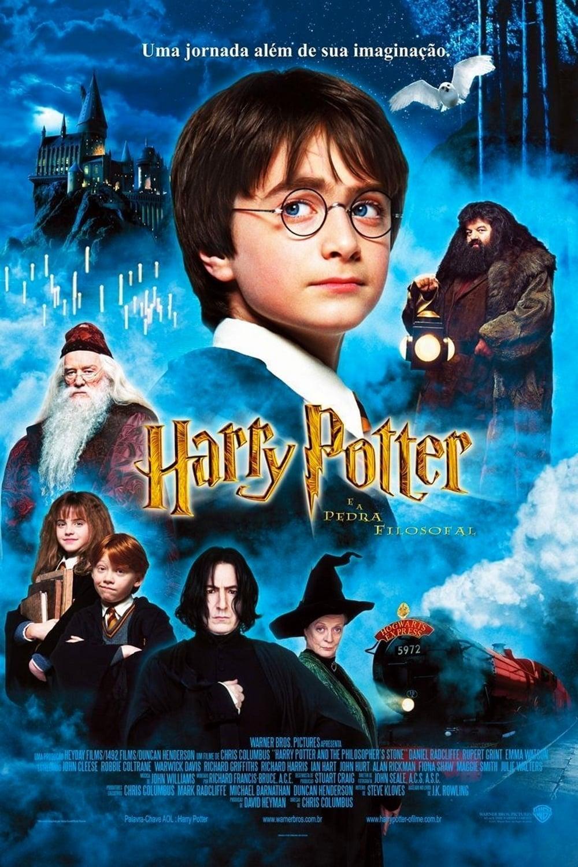 Harry Potter 1 e a Pedra Filosofal Dublado