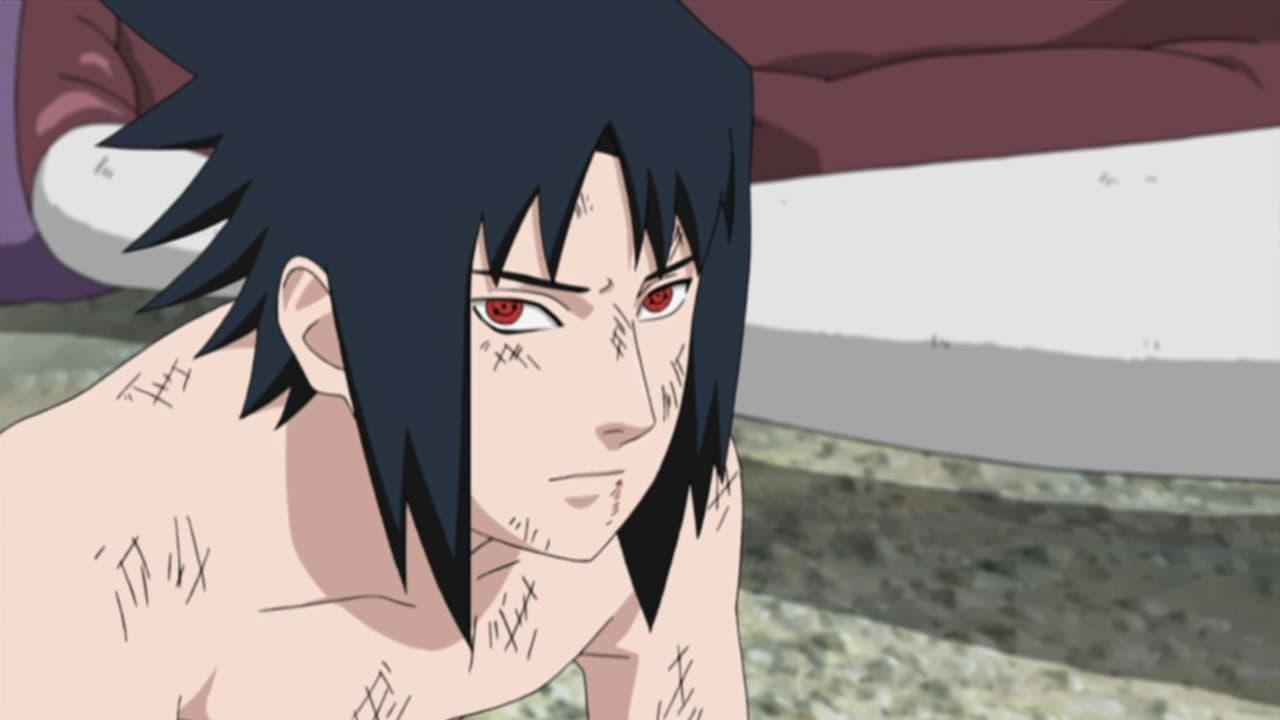Naruto Shippūden Season 6 :Episode 125  Disappearance