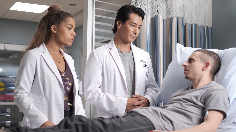 The Good Doctor Season 3 :Episode 11  Ohne Narkose