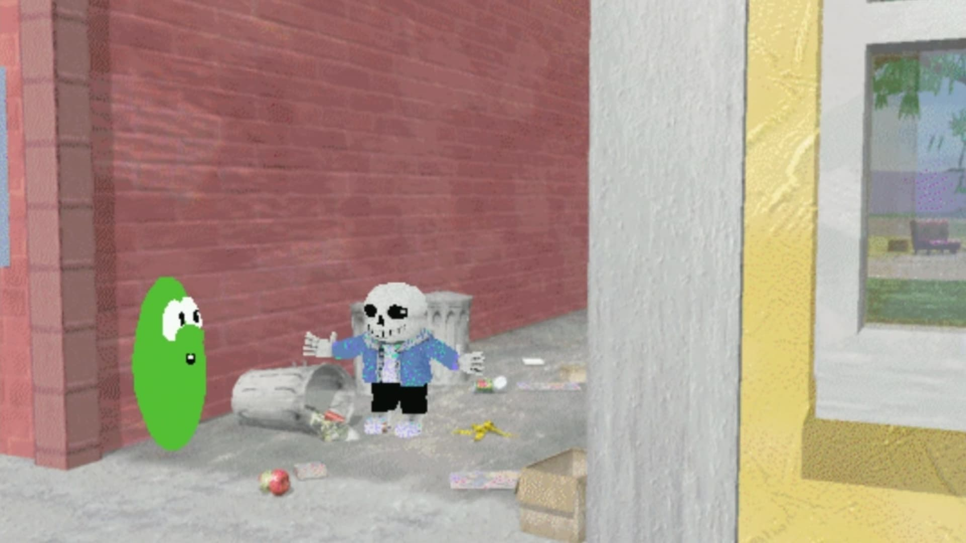 The Blue Shell Incident (2019)