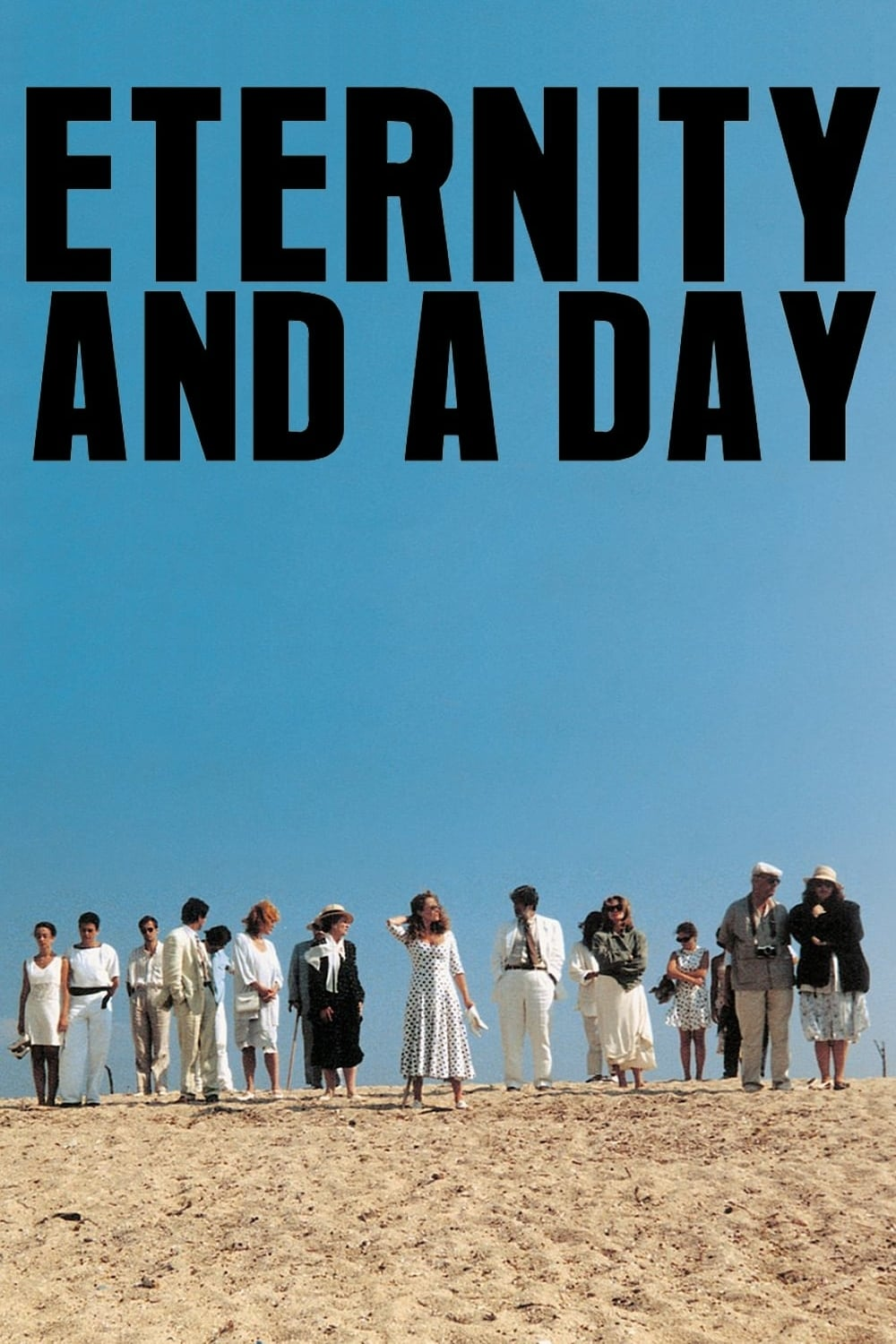 Eternity and a Day (1998)