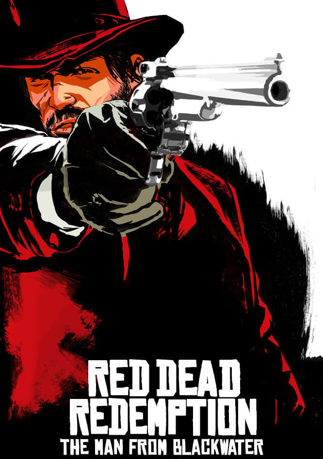 Red Dead Redemption: The Man from Blackwater (2010)