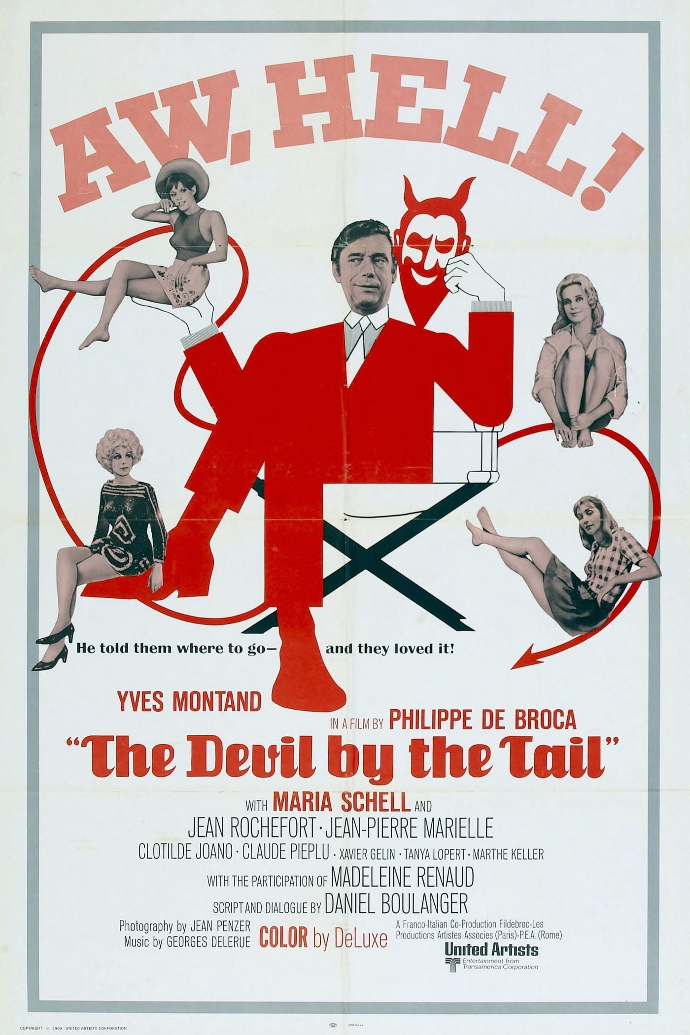 The Devil by the Tail (1969)