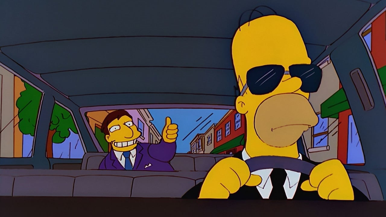 The Simpsons Season 10 :Episode 9  Mayored to the Mob