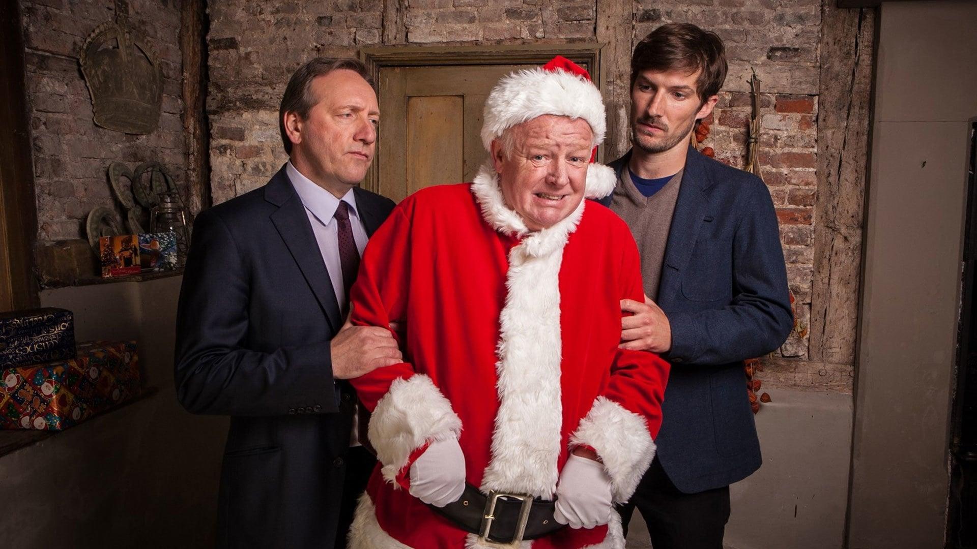 Midsomer Murders Season 16 :Episode 1  The Christmas Haunting
