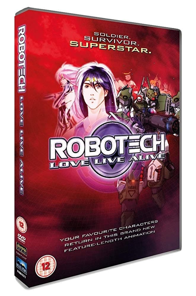 The Making of Robotech: Love Live Alive (2013)