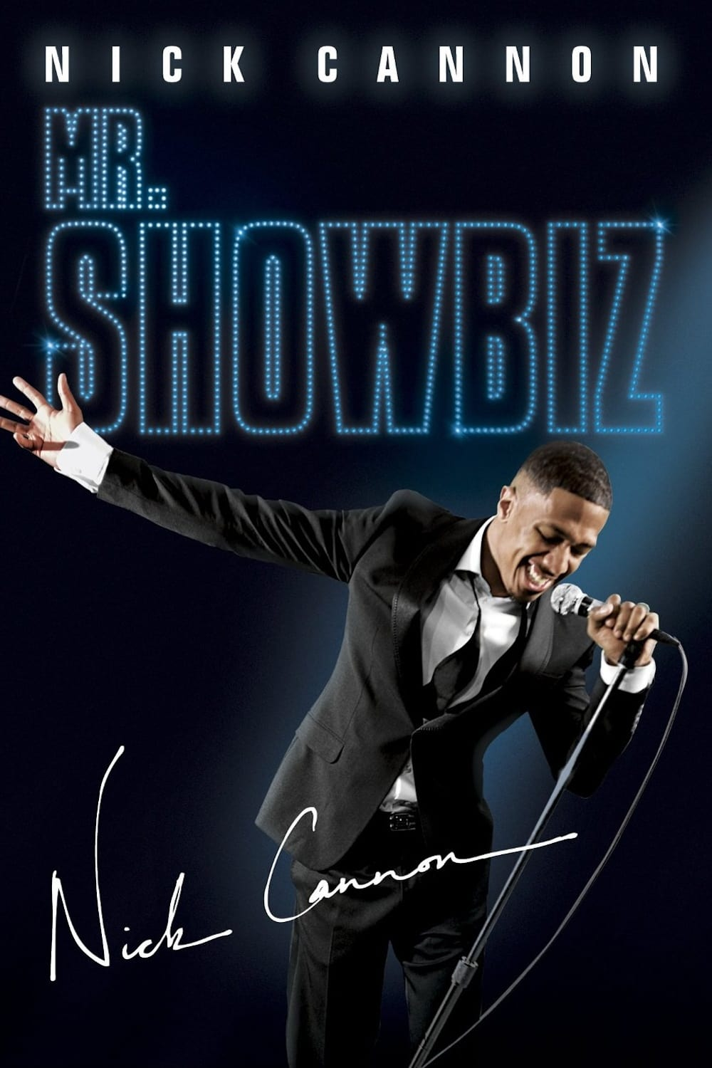Nick Cannon: Mr. Show Biz on FREECABLE TV