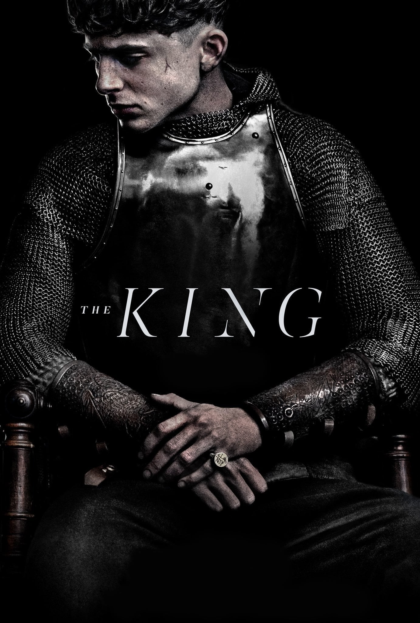 Poster and image movie Film The King 2019