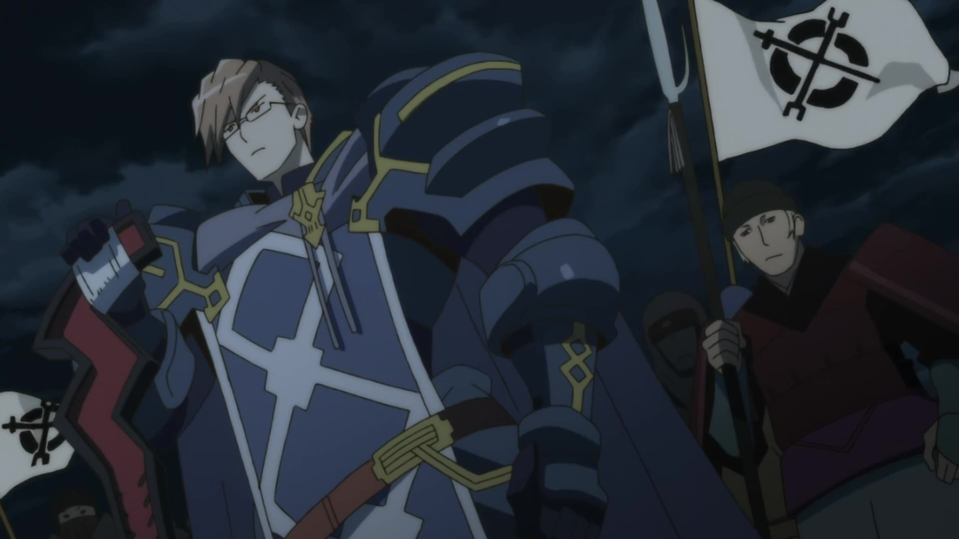 Log Horizon - Season 1 Episode 19 : Chasing After Them