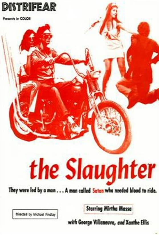 Ver The Slaughter Online HD Español (1971)