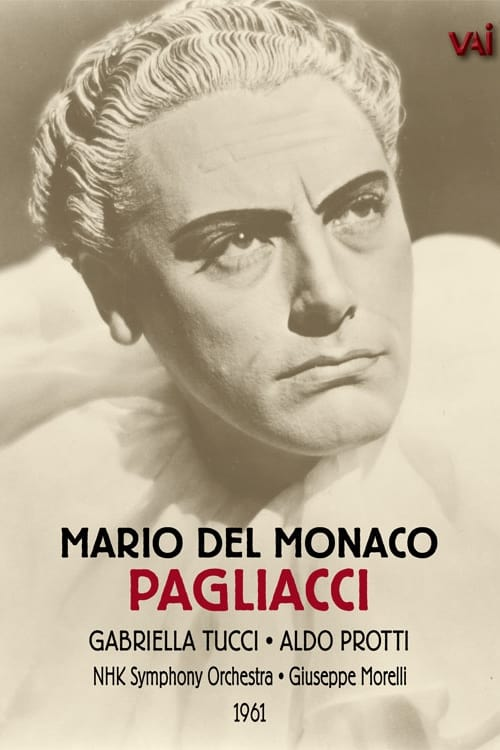 Mario Del Monaco: Pagliacci (1961)