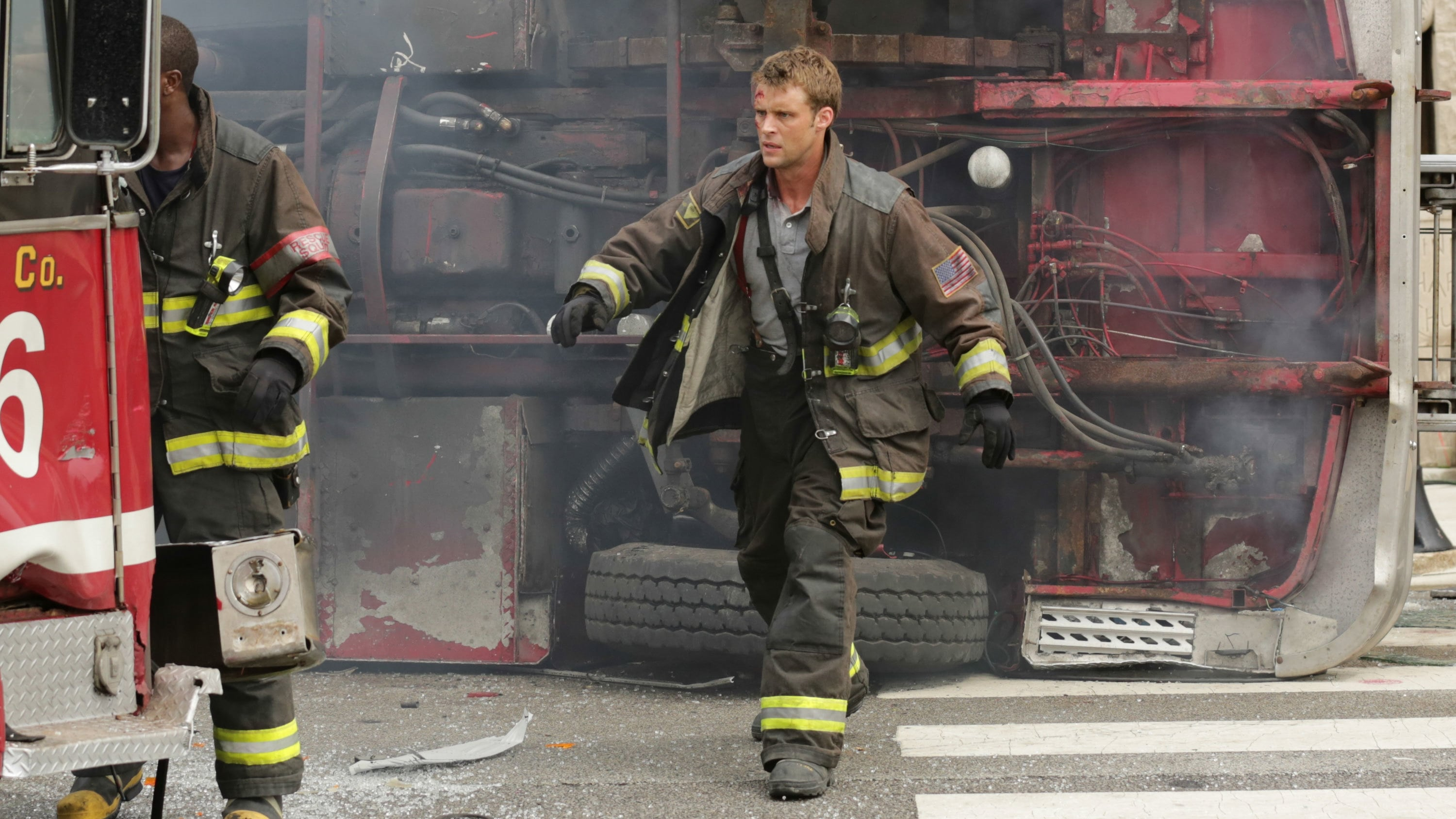 Chicago Fire Season 3 :Episode 3  Kollision
