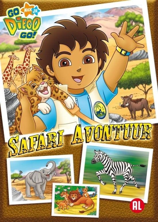 Ver Go Diego Go!: Safari Rescue Online HD Español ()