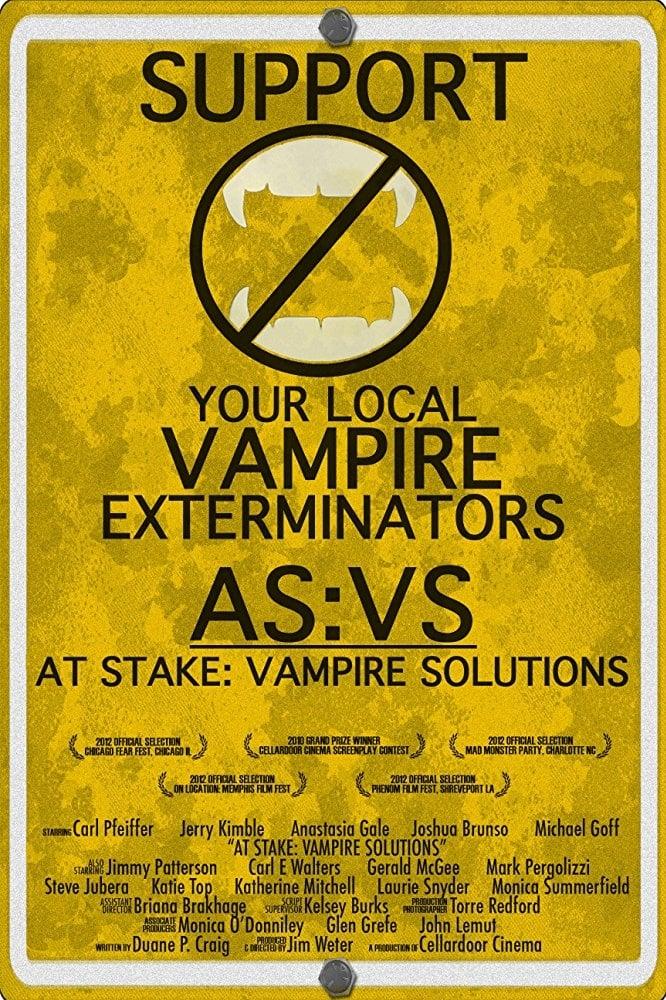 Ver At Stake: Vampire Solutions Online HD Español (2012)