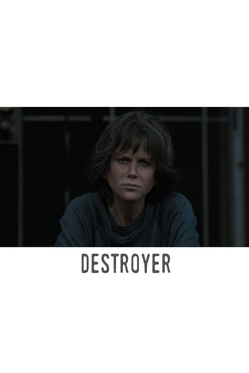 watch Destroyer 2018 online free