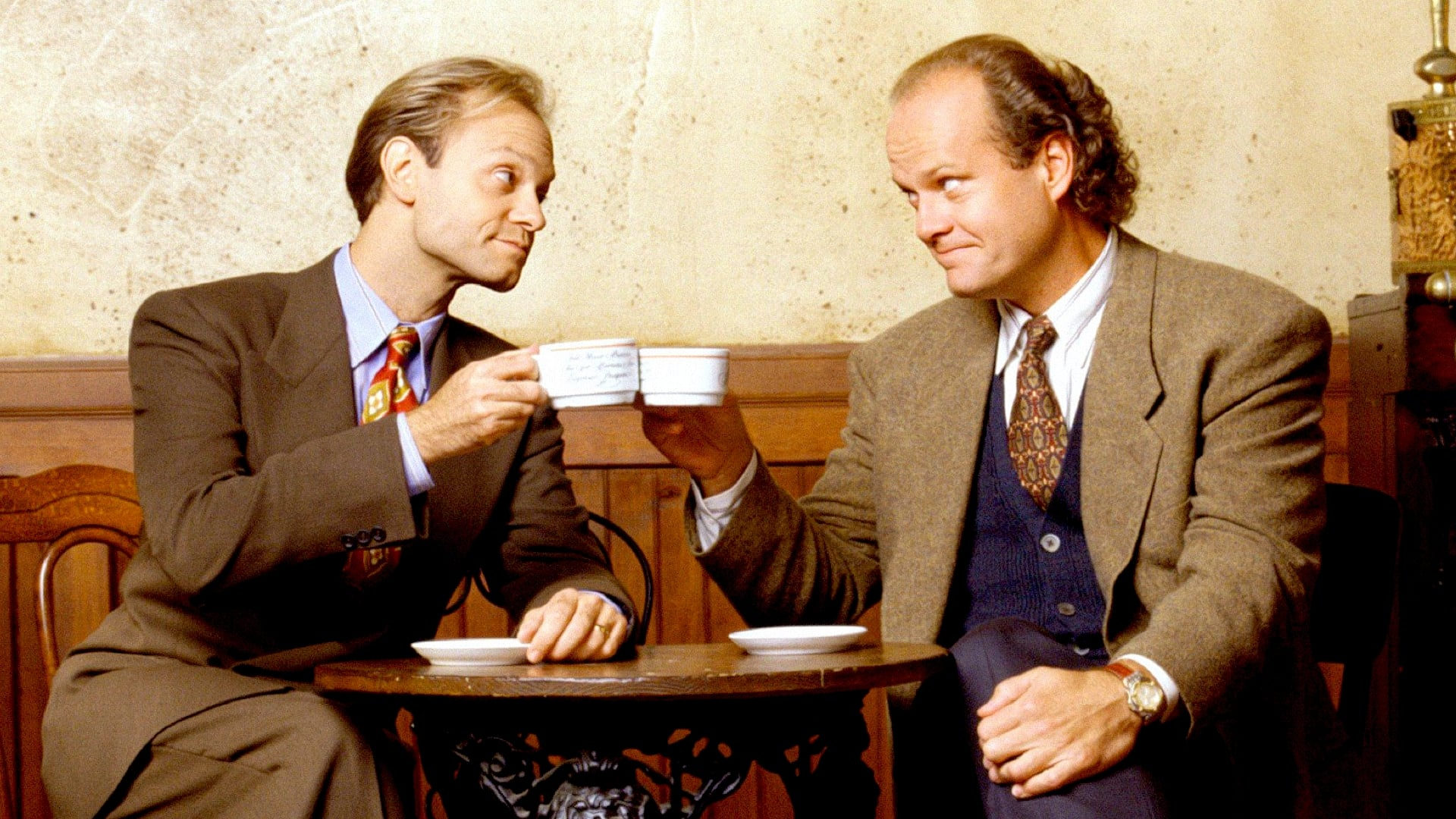 Frasier sequel officially in production at Paramount+