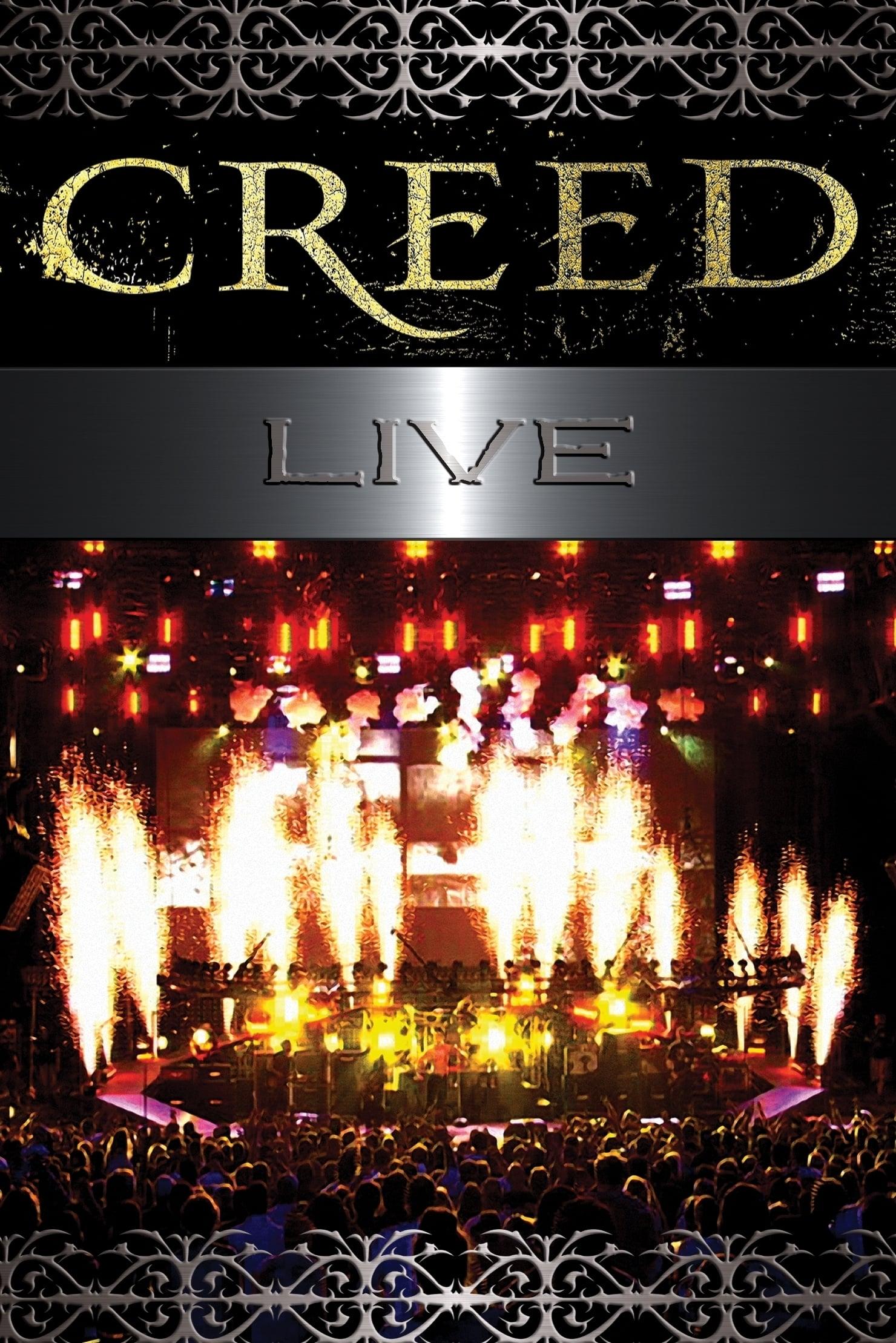 Creed: Live (2009)