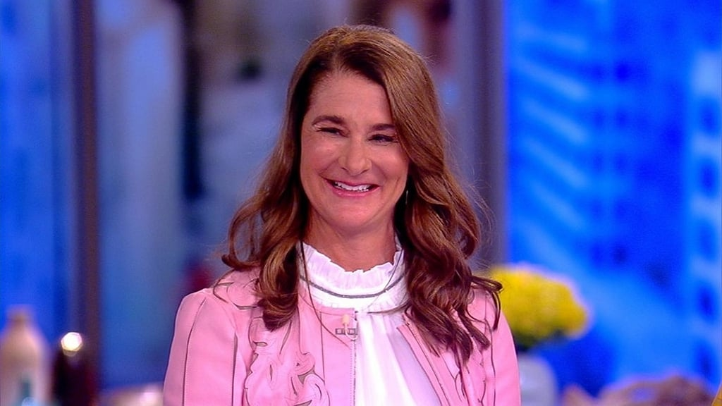 The View Season 22 :Episode 144  Melinda Gates