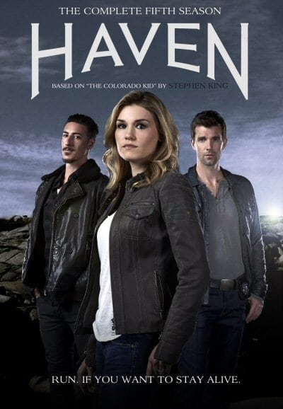 Heivenas / Haven (2015) 5 Sezonas LT SUB