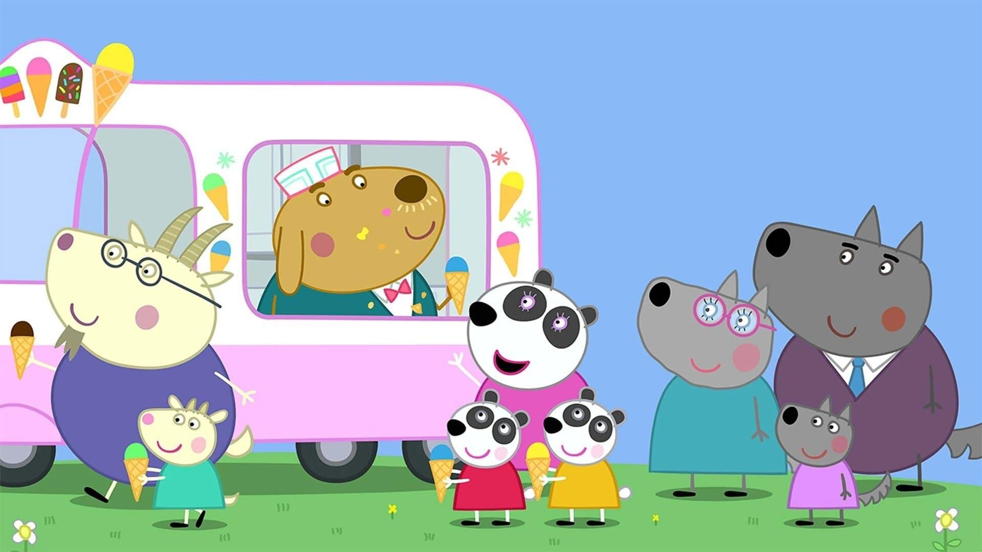 Peppa Pig Season 6 :Episode 47  Ice Cream