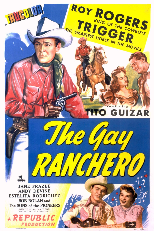 The Gay Ranchero (1948)