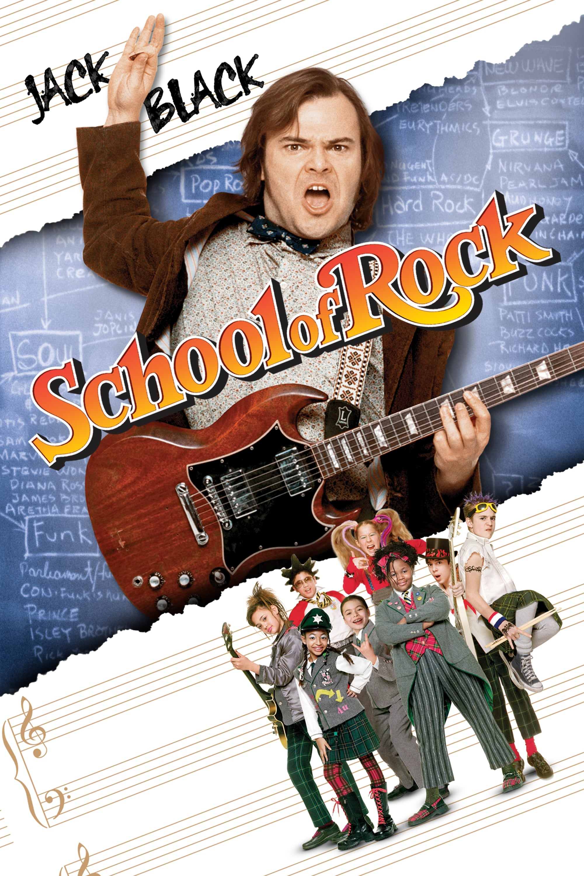 School Of Rock Deutsch