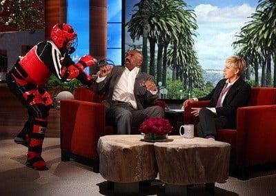 The Ellen DeGeneres Show Season 9 :Episode 29  Steve Harvey, Rachel Maddow, Robyn