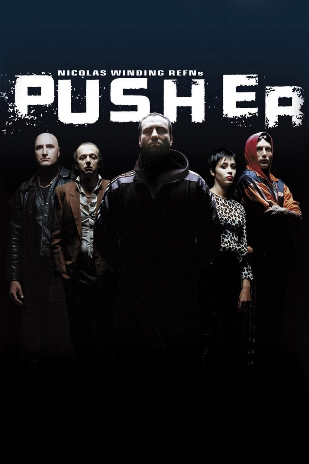 Pusher on FREECABLE TV