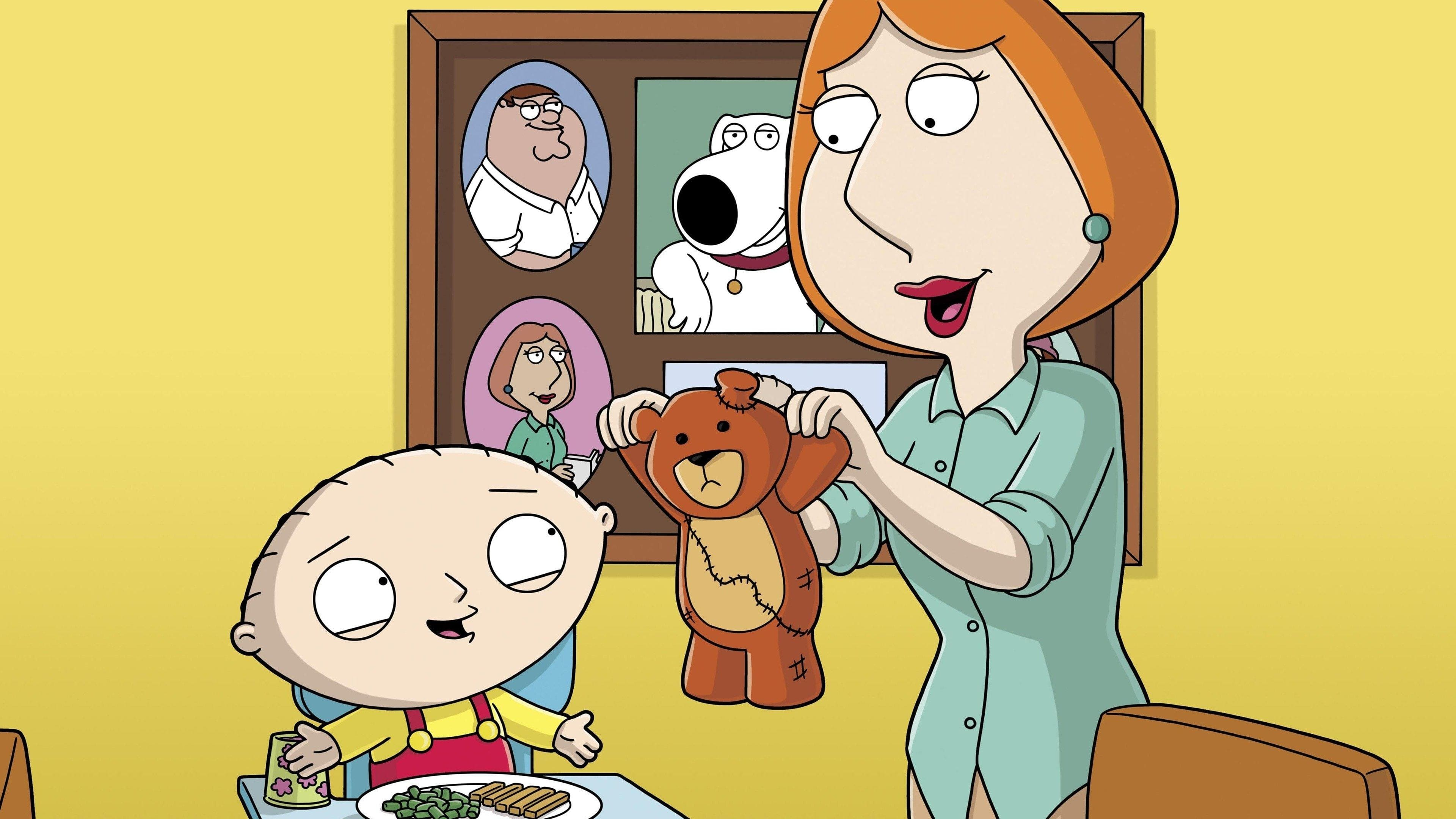 Family Guy Season 5 :Episode 1  Stewie Loves Lois