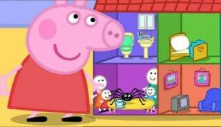 Peppa Pig Season 1 :Episode 47  Mister Skinnylegs