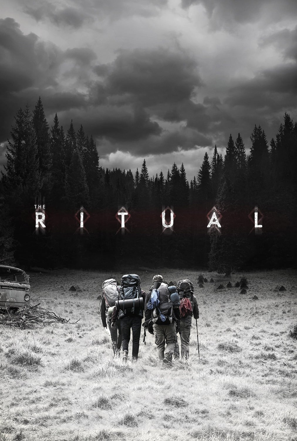 Póster The Ritual