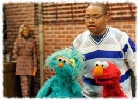 Sesame Street Season 41 :Episode 1  Camouflage Challenge