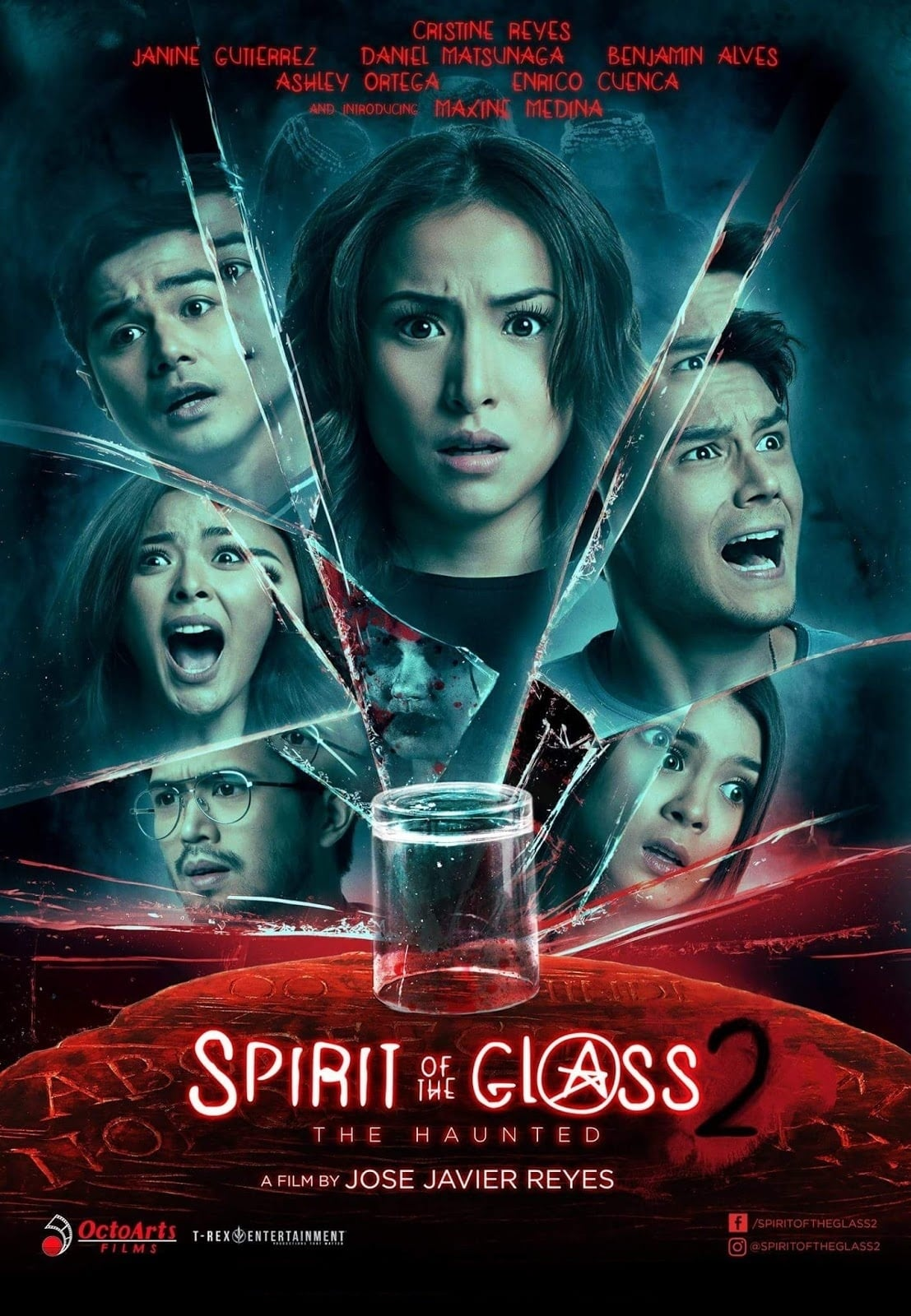 Ver Spirit of the Glass 2: The Haunted Online HD Español ()