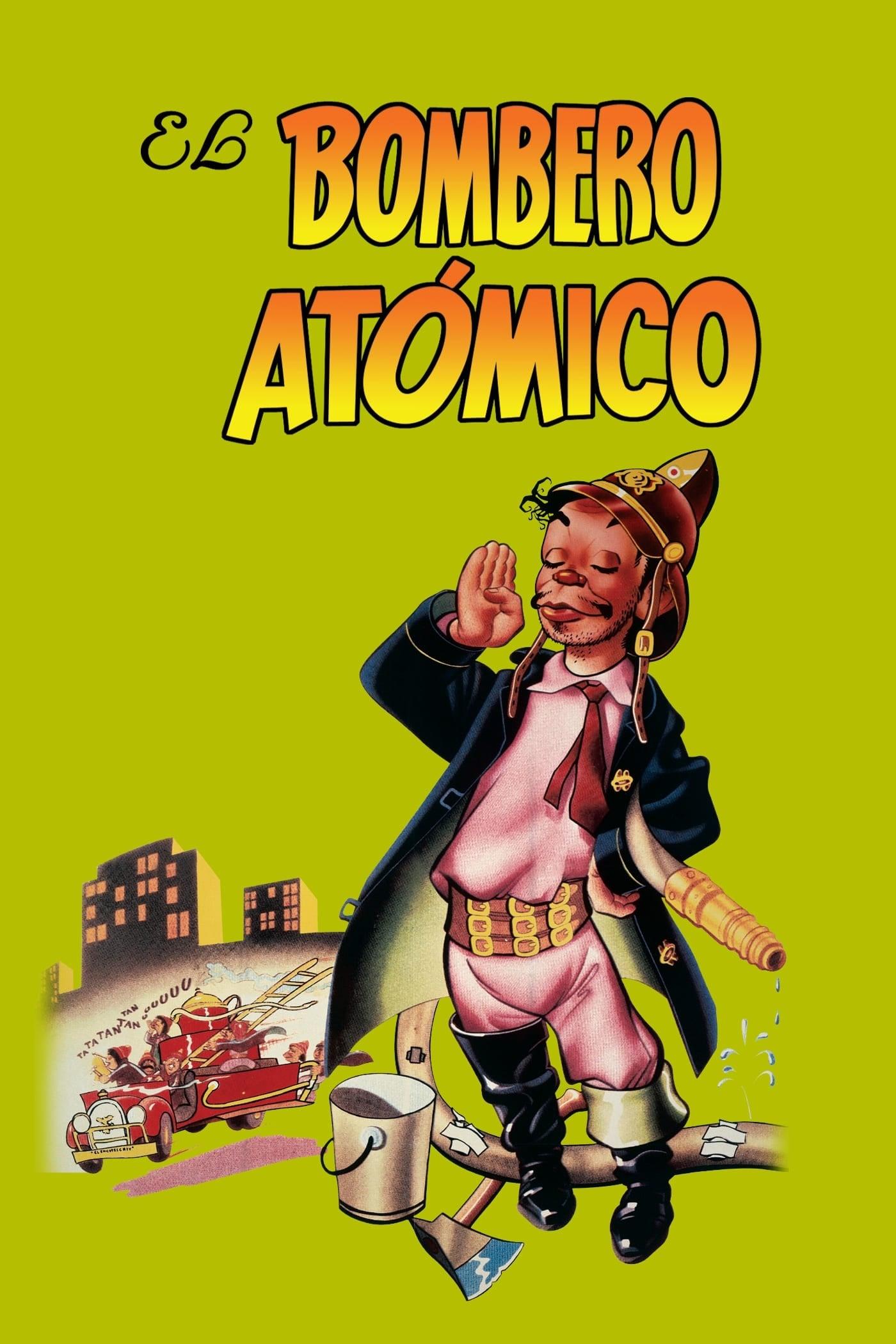 El Bombero Atómico Trailer