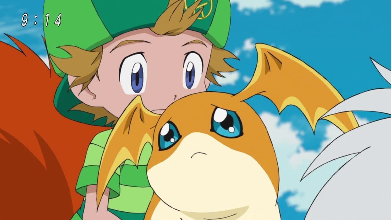 Digimon Adventure: Season 1 :Episode 25  Dive To The Next Ocean