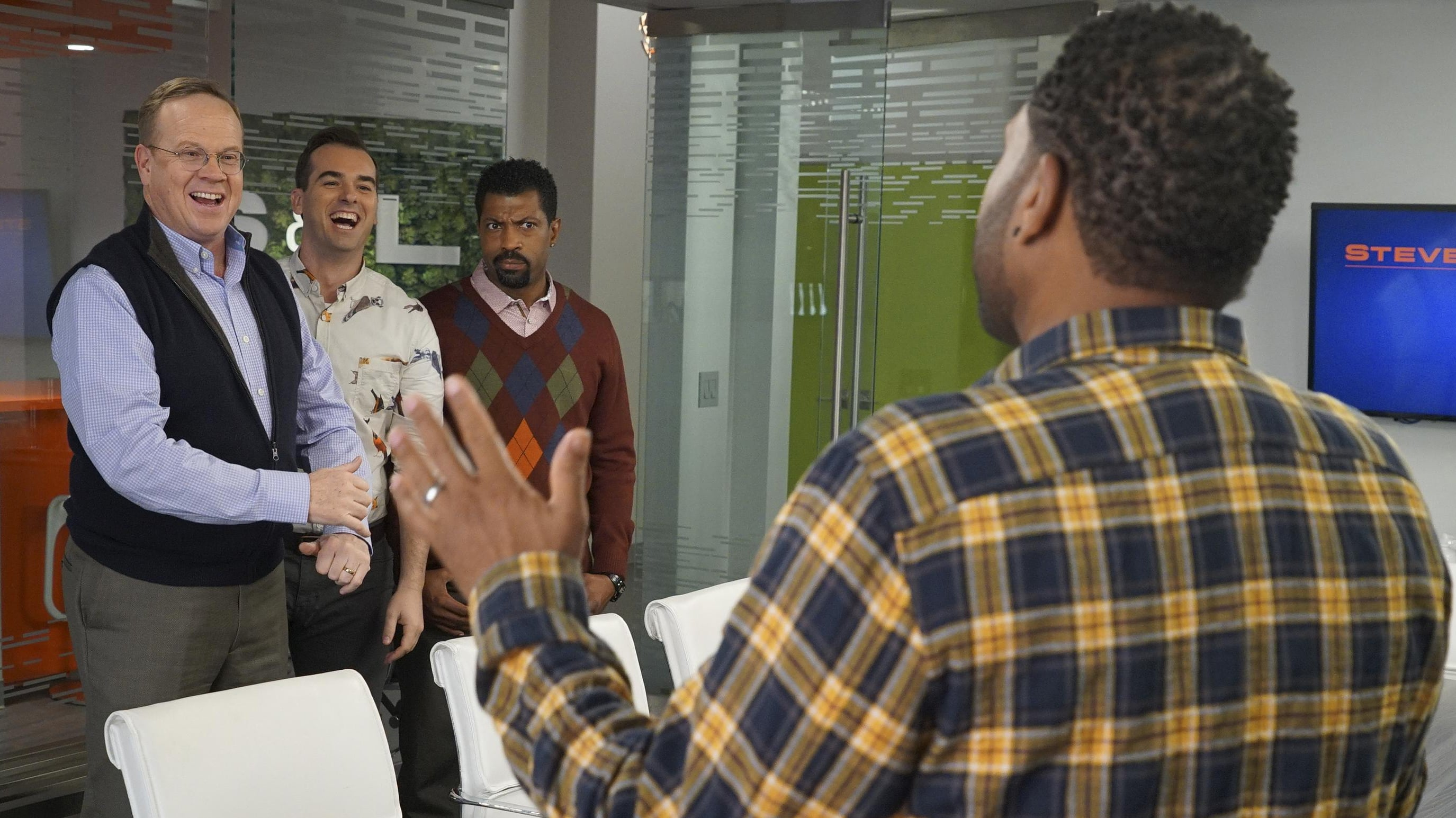 black-ish Season 3 :Episode 19  Richard Youngsta