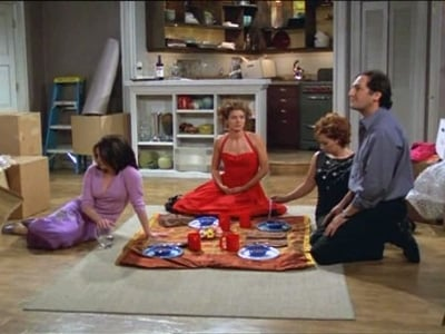 Will & Grace - S2 E1 - Guess Who's Not Coming To Dinner