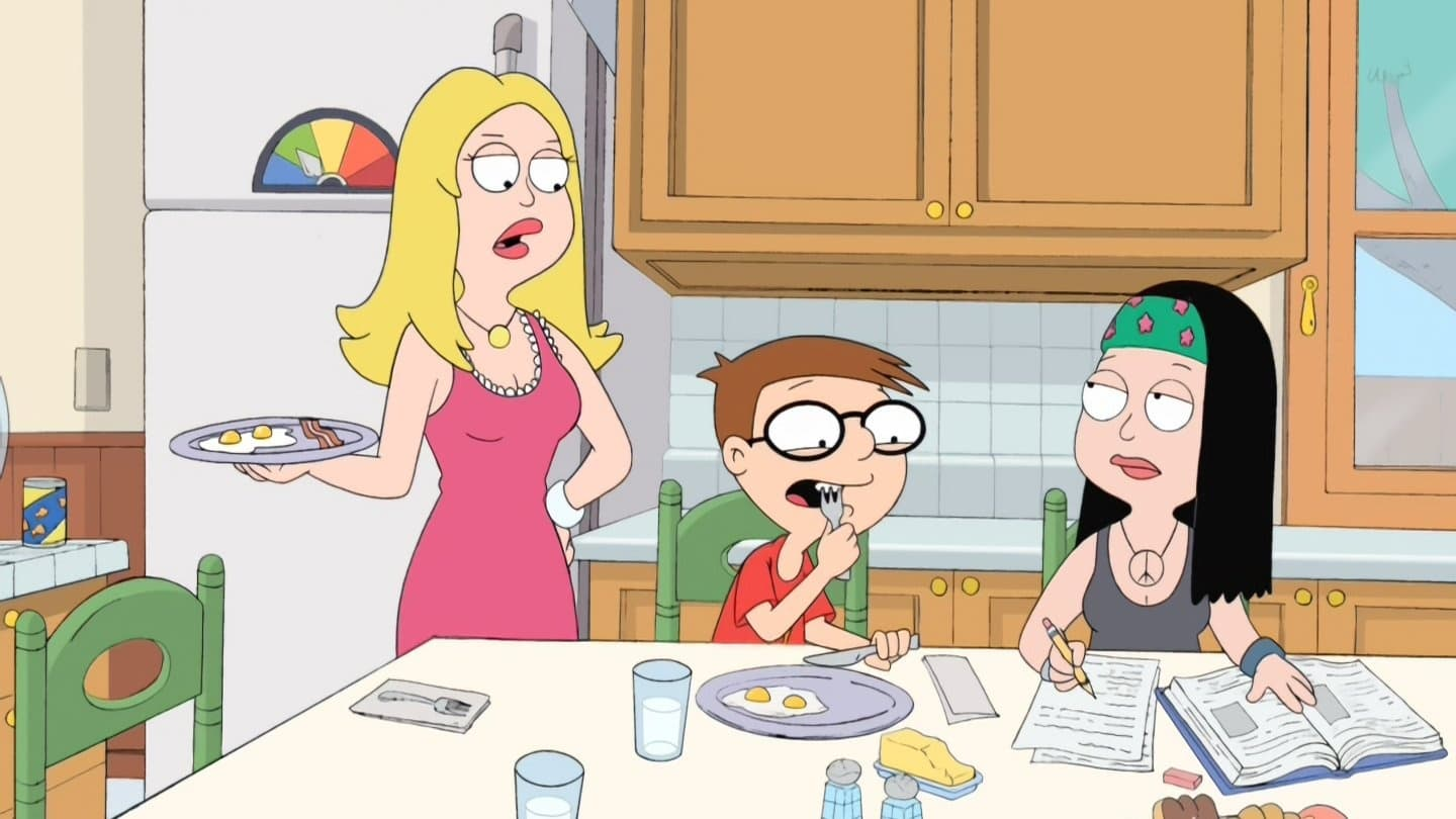 American Dad! Season 0 :Episode 1  Original Pilot