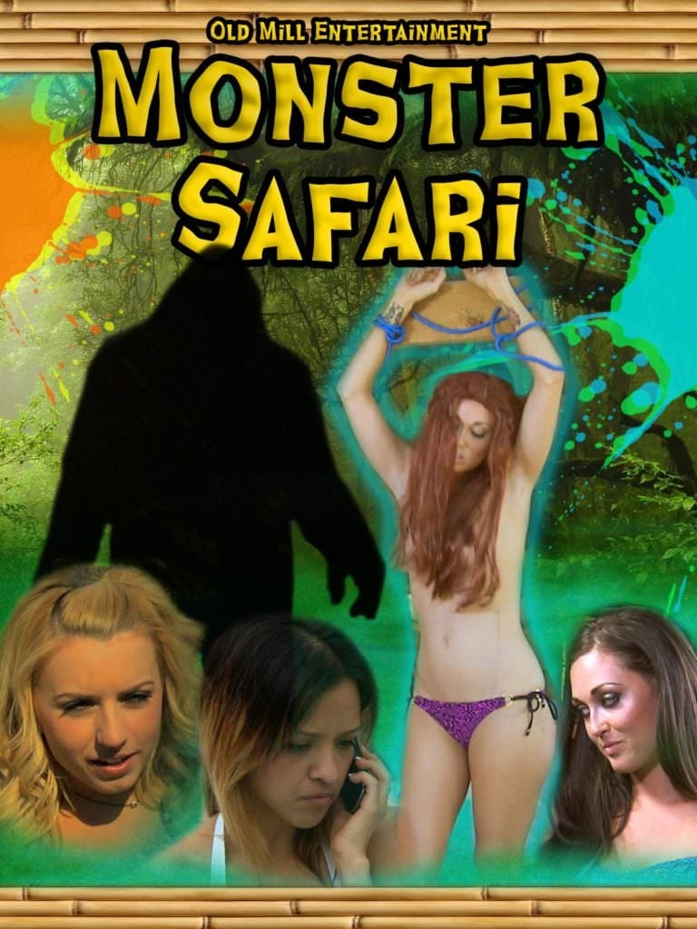 Monster Safari (1970)