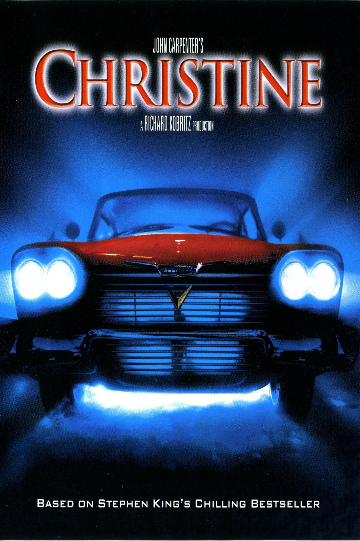 memories of the '80s – Christine | W POPAGANDA |Christine 1983 Poster Back