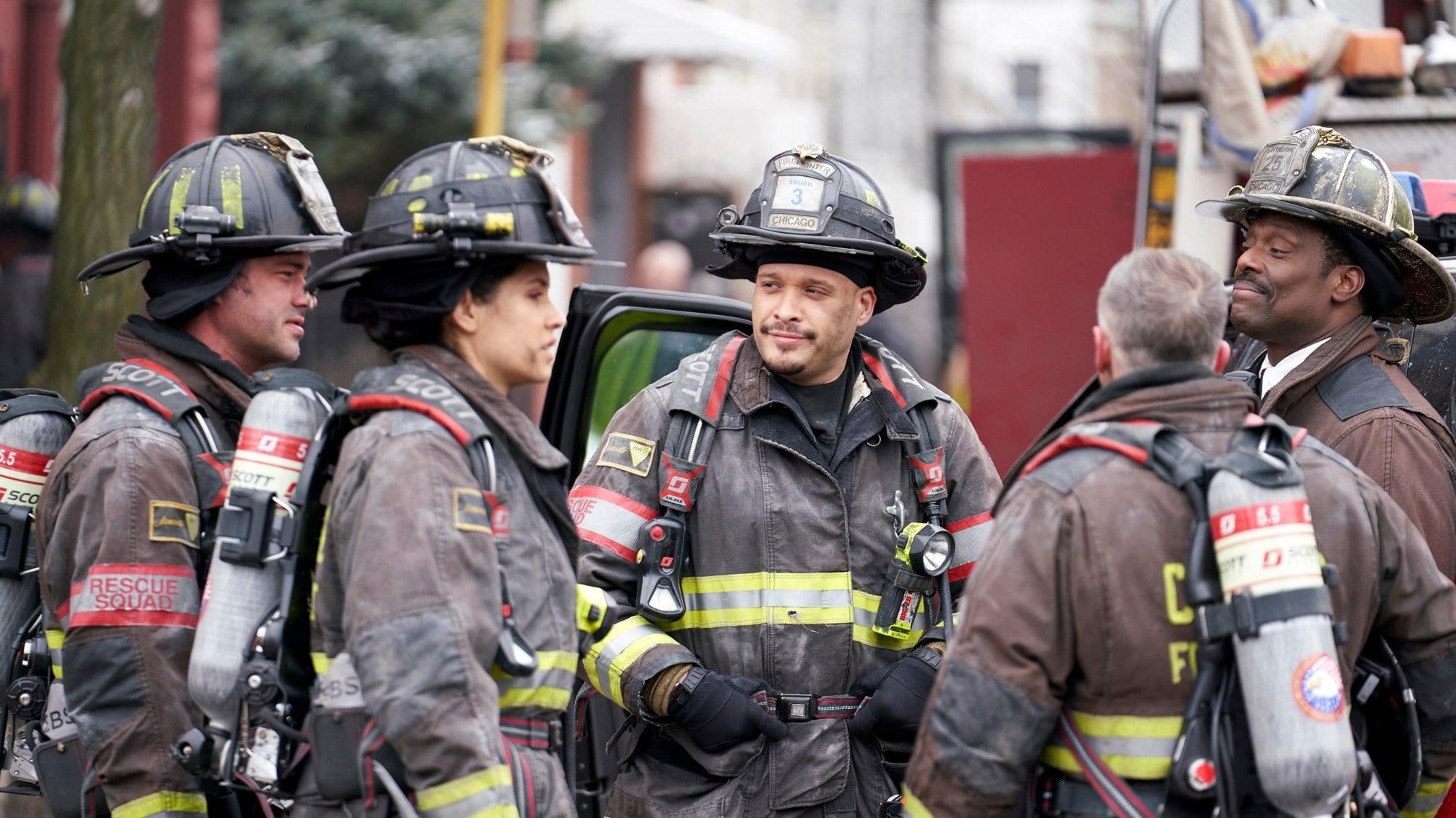 Chicago Fire Sezon 7