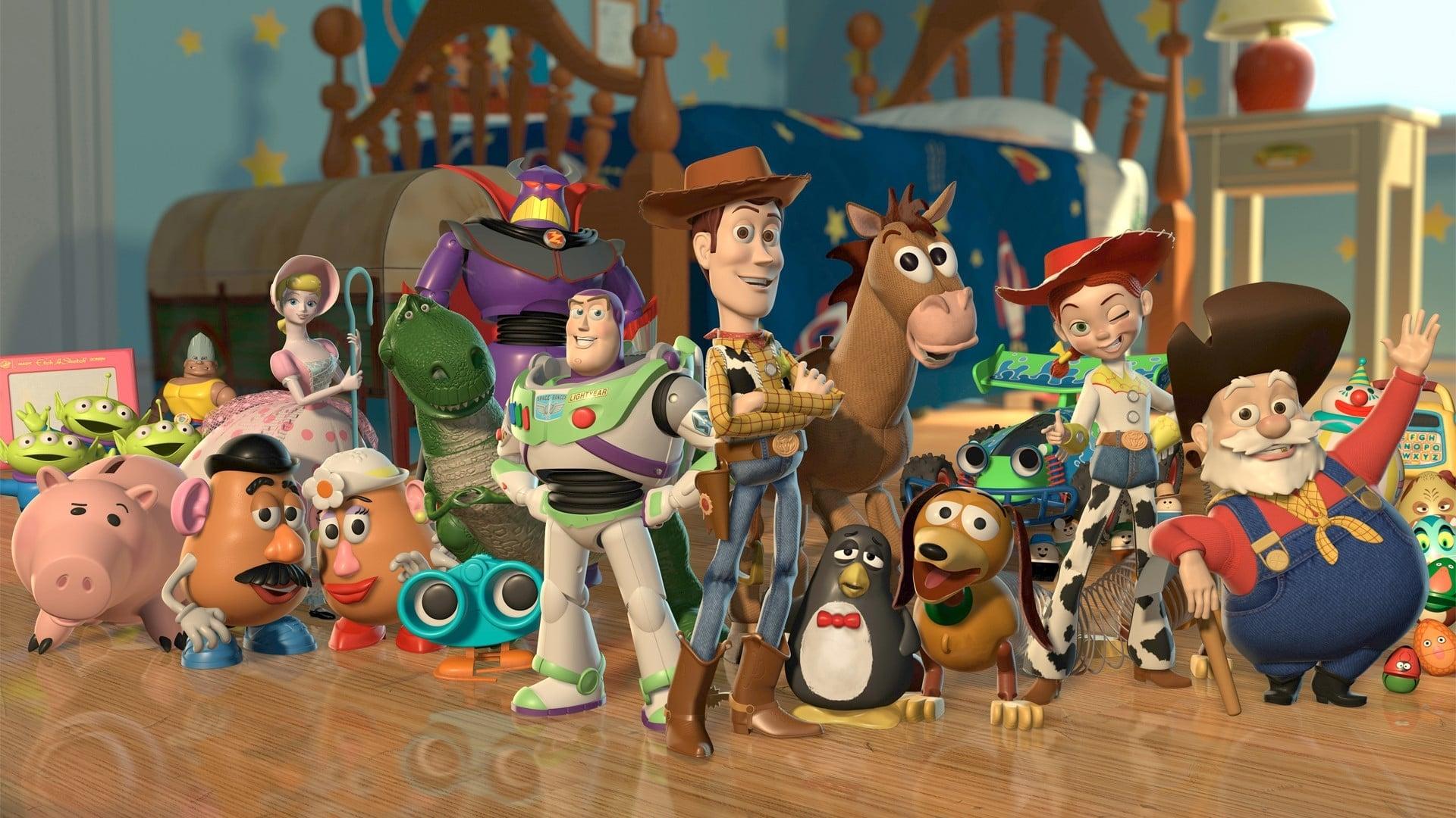 Toy Story 2 - Woody & Buzz alla riscossa (1999)