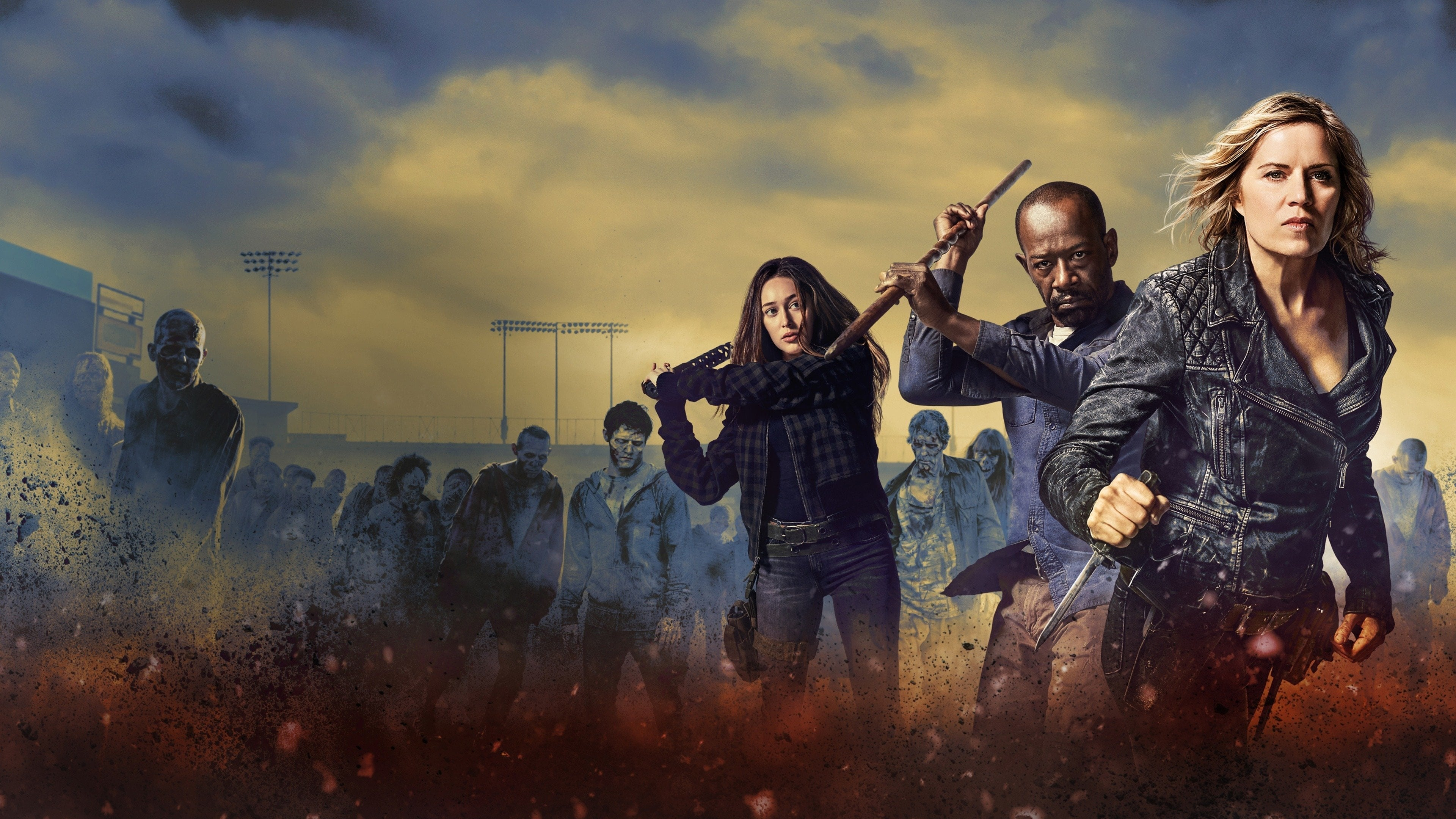 "Staffel 5 ""Fear the Walking Dead"" exklusiv bei Amazon"