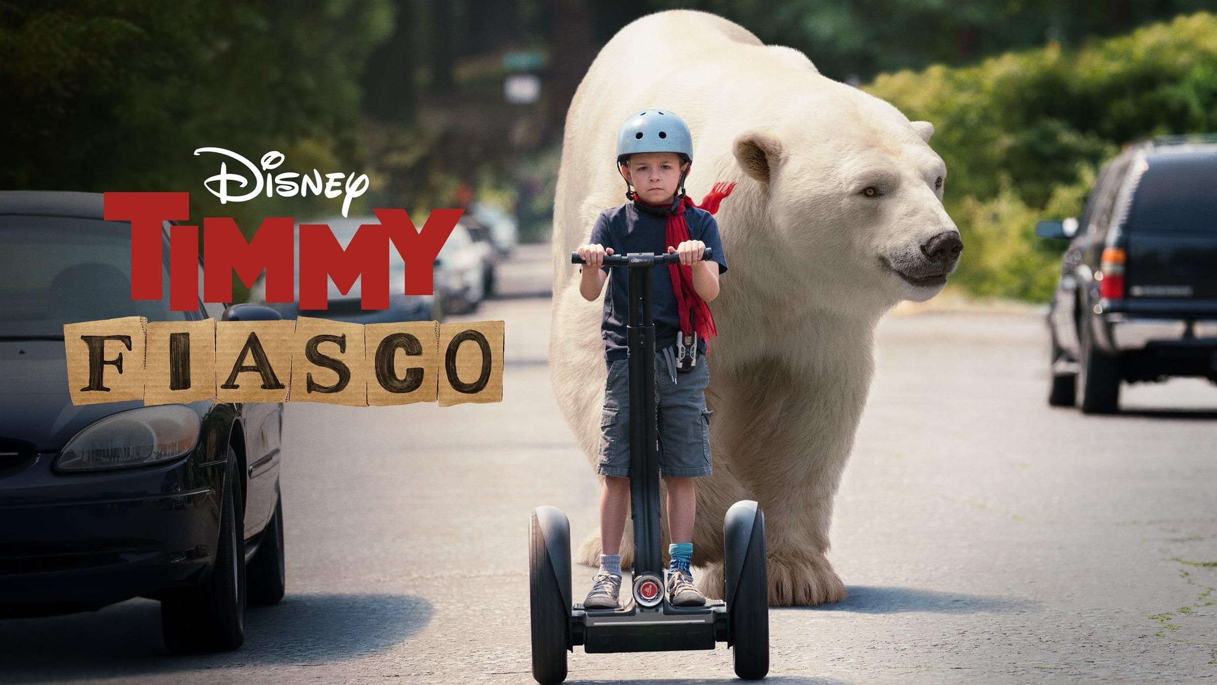 Las aventuras de Timmy Fracaso
