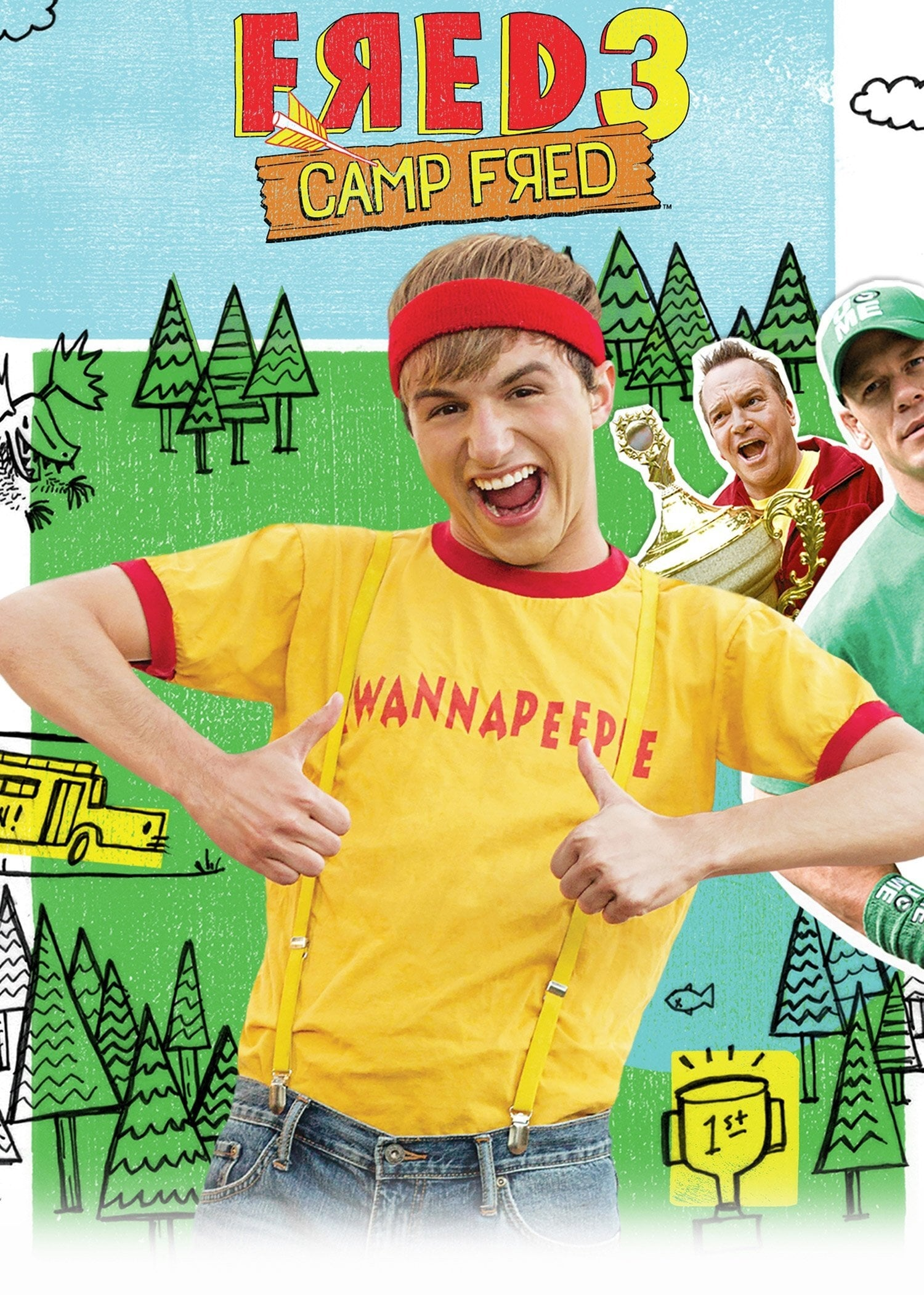 Fred 3: Camp Fred on FREECABLE TV