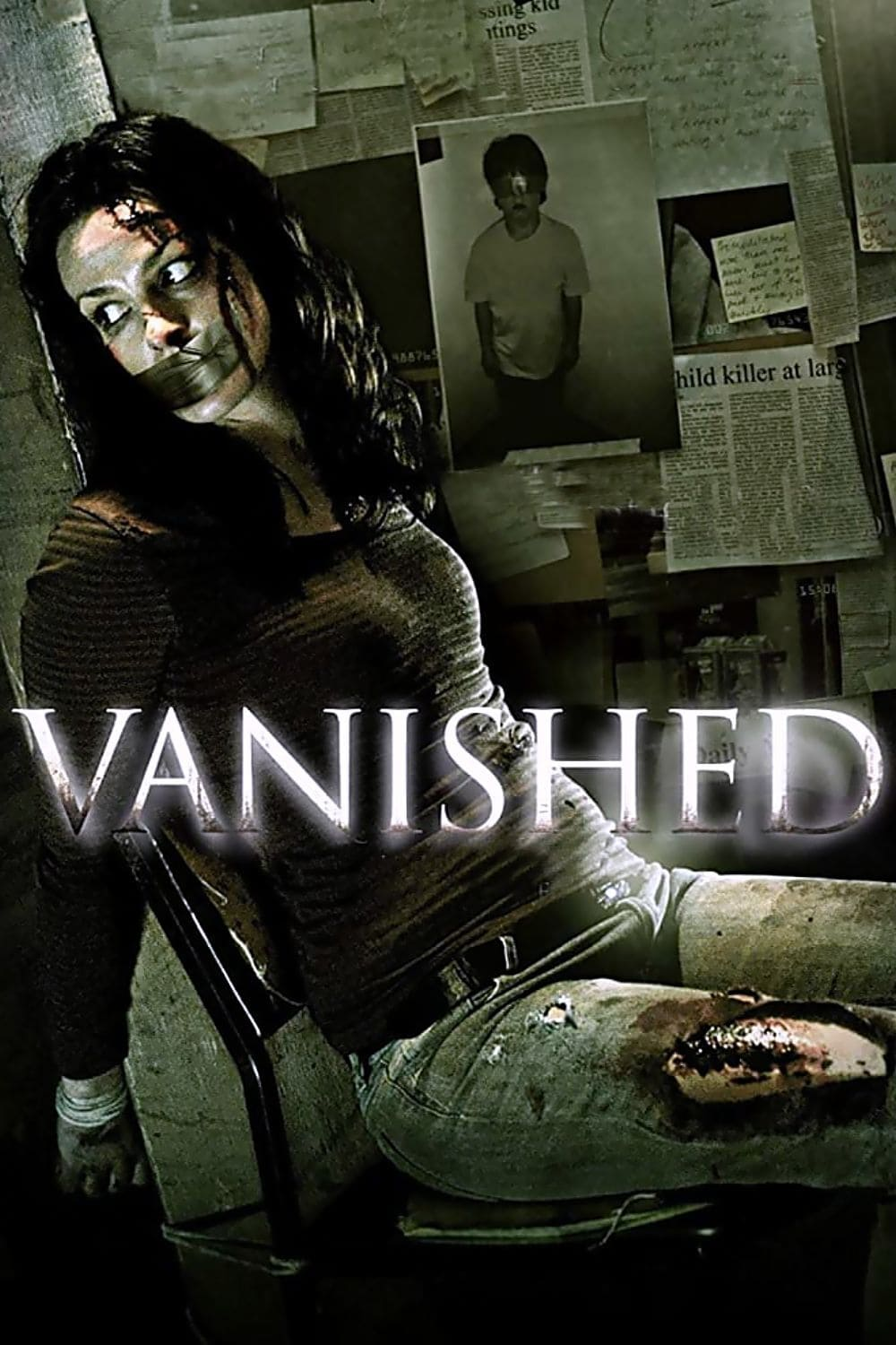 Vanished on FREECABLE TV