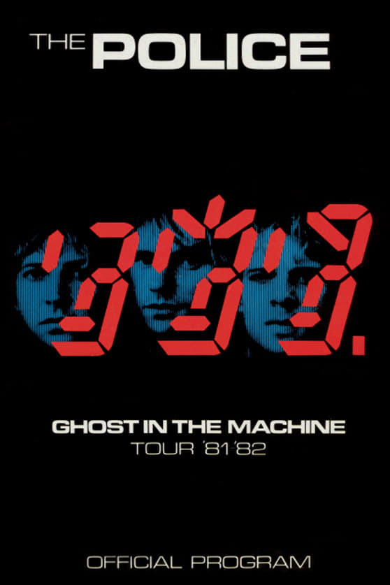 The Police: Ghost In The Machine Tour - Live At Gateshead 1982 (2001)
