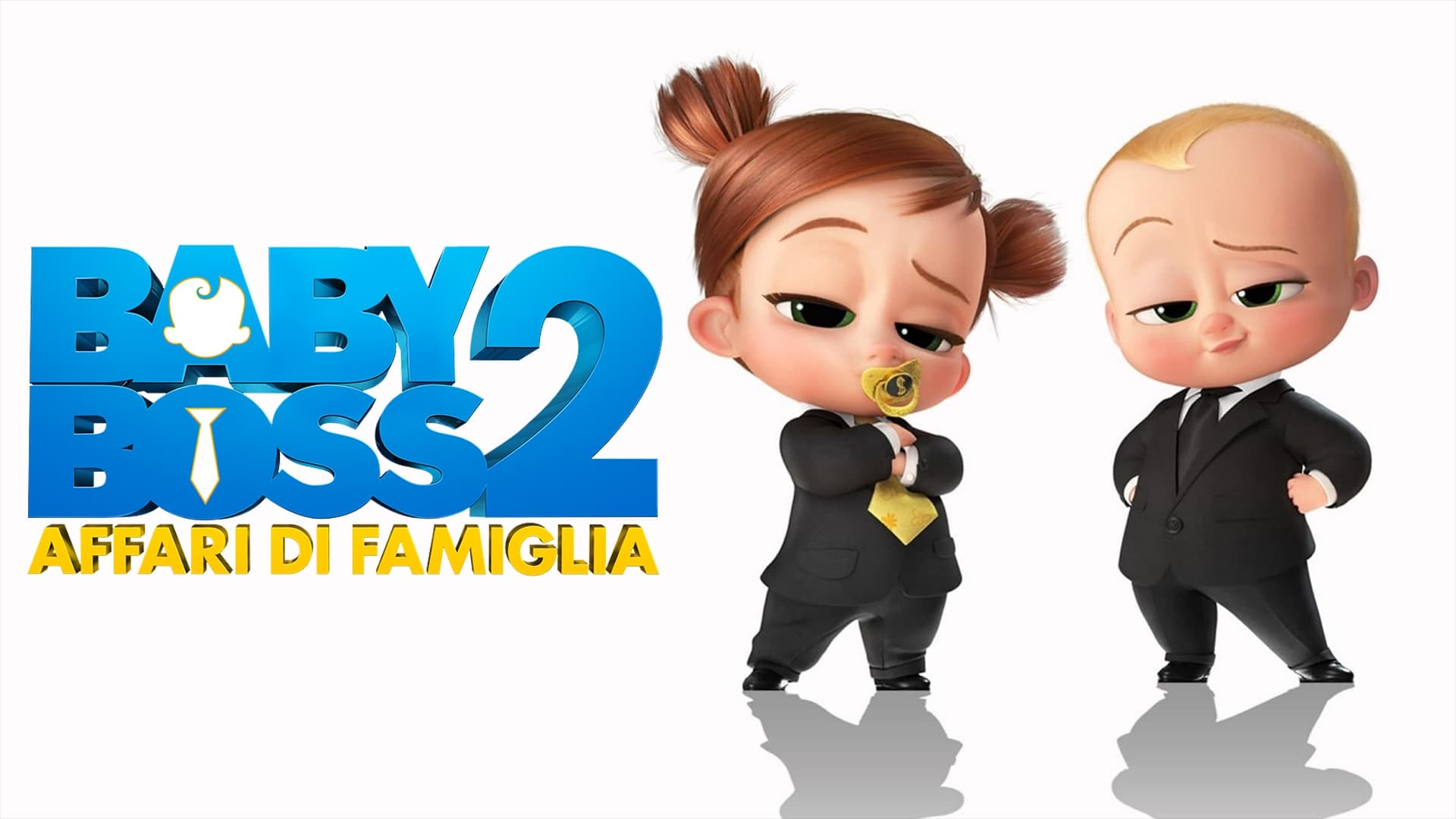 Backgrounds and walpapers The Boss Baby: Family Business