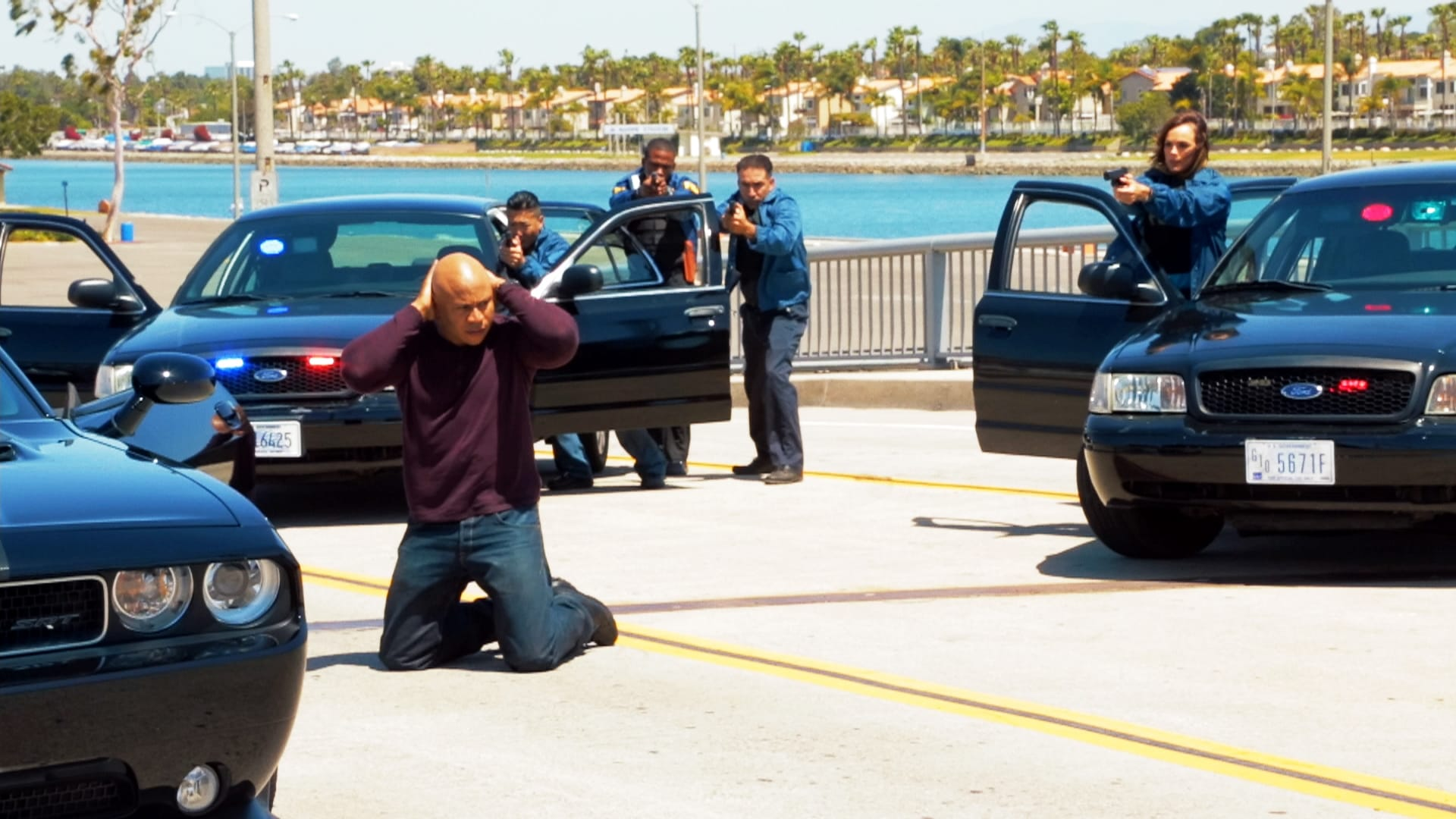 NCIS: Los Angeles Season 6 :Episode 6  SEAL Hunter