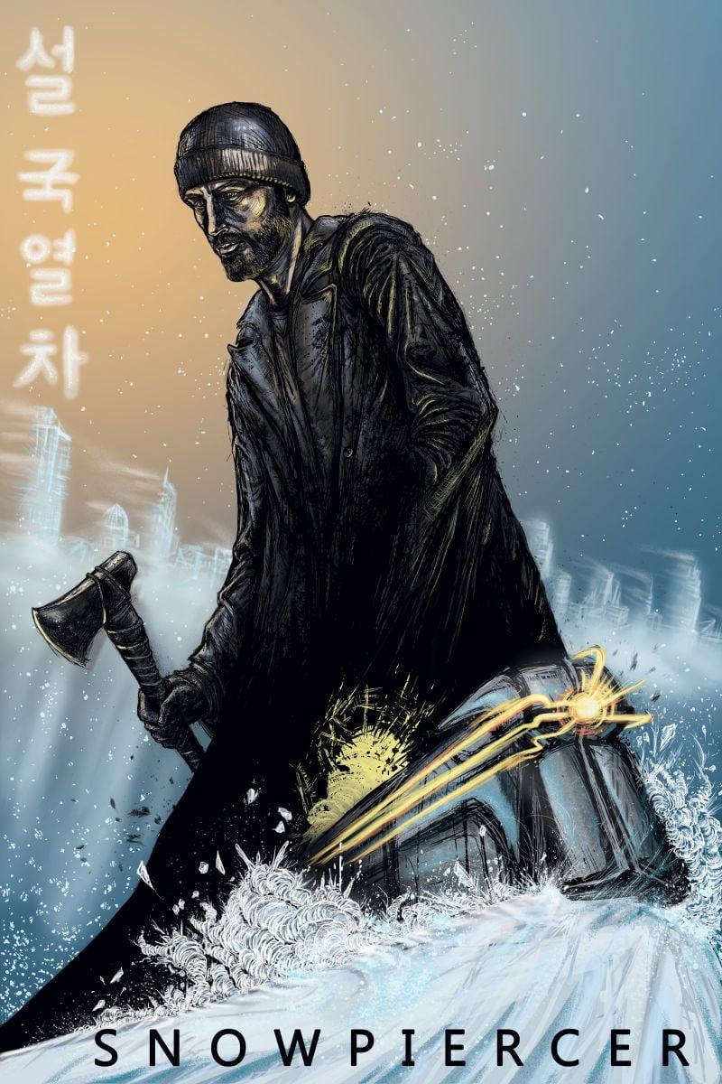 Snowpiercer (2013) - Posters — The Movie Database (TMDb)